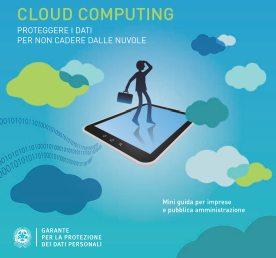 Garante della Privacy - Guida al cloud